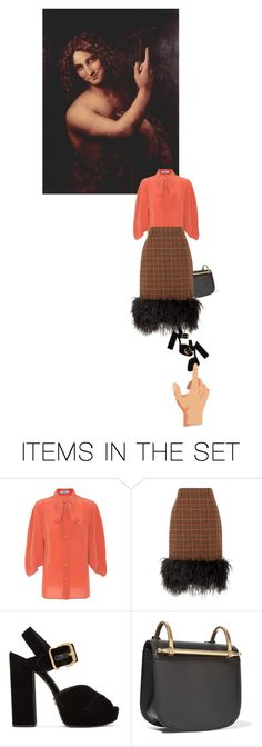 """John goes online shopping"" by sharmarie ❤ liked on Polyvore featuring art"