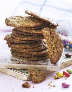 Oatmeal cookies opskrift - Hendes Verden - ALT.dk