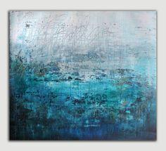 """Saatchi Art Artist Mykola Kuryliuk; Painting, """"crossing"""" #art"""