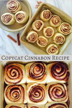 Cinnabon Cinnamon Rolls | The Best Copycat Recipe