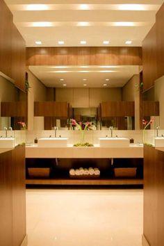 Como vivem os Milionários: Decoração de Banheiros Luxuosos