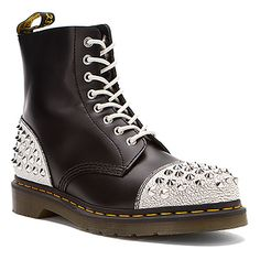 Dr Martens Dia Studded Toe Cap found at #OnlineShoes
