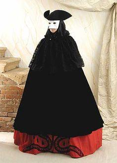 Bauta. emanuele manente · Maschere · bautas of old venice Carnevale Di  Venezia bcb9ae706d59