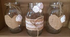 Hand Painted and Decorated Mason Jars | Hometalk