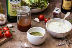 3 pomysły na domowe sosy do sałatek i rady jak zrobić dobry dressing Chilli, Cantaloupe, Pudding, Fruit, Desserts, Tailgate Desserts, Deserts, Custard Pudding, Puddings