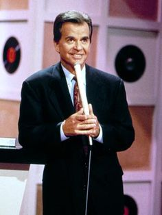 Watched American Bandstand with Dick Clark every Saturday when I was a kid. R.I.P Mr. Clark