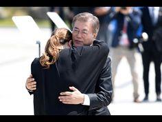 [5.18 민주화운동 기념식] 유가족을 위로하는 문재인 대통령의 돌발행동