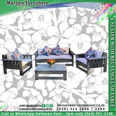 This phenomenal furniture is made from various non-biodegradable recycled plastics and resins which forms a compound that is eco-aware, maintenance-free, weather-resistant and rustproof! Outdoor Areas, Outdoor Life, Best For Last, Resins, Solid Wood Furniture, Biodegradable Products, Innovation, Toddler Bed, Recycling