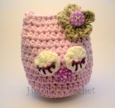 Crochet Owl Egg Cosy Warmer - The Supermums Craft Fair