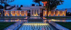 THE LEELA PALACE KEMPINSKI UDAIPUR, INDIA: Designed by BENSLEY Udaipur India, Marina Bay Sands, Hospitality, Bangkok, Landscape Design, Palace, Architecture Design, Hotels, Building