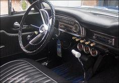 1963 Ford Falcon.