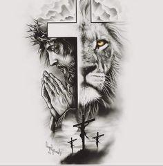 Half Sleeve Tattoo Stencils, Half Sleeve Tattoos Drawings, Half Sleeve Tattoos Designs, Tattoo Design Drawings, Best Sleeve Tattoos, Tattoo Designs Men, Lion Head Tattoos, Mens Lion Tattoo, Cool Forearm Tattoos