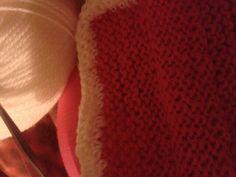 Rifiniture del mio primo lavoro per cuore di maglia <3