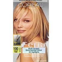 I know its hard to imagine............but its not real.....thank God for Loreal.