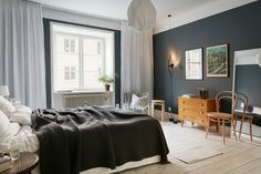 design attractor: Gentle and Cozy Scandinavian Apartment