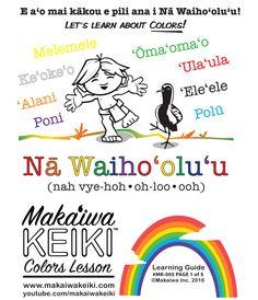 Hawaiian Language Online - 10 campuses across the Hawaiian ...