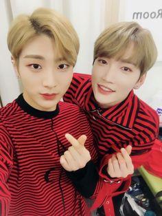 Heedo and J-Hoon