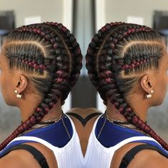 African Hair Braiding: dyi feedins - MY World Kids Braided Hairstyles, African Braids Hairstyles, Girl Hairstyles, African Hair Braiding, Teenage Hairstyles, Protective Hairstyles, Cornrolls Hairstyles Braids, Black Hair Braid Hairstyles, Protective Braids