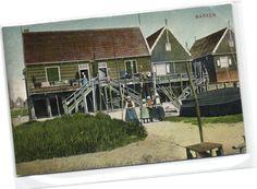 1 old postcard Marken #NoordHolland #Marken
