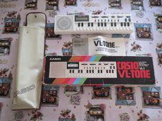 MATRIXSYNTH: Casio VL-1 VLTone Mini Synthesizer/Calculator with...