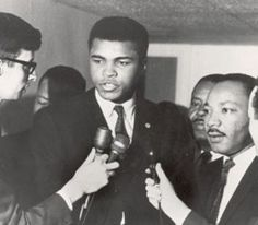 Dr. Martin Luther King and Muhammad Ali shared a bond in their commitment against war and for social justice. It wasn't a popular bond and it deserves to be remembered.