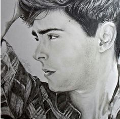 efron zac drawing drawings coloring adult troy bolton celebrity visit musical