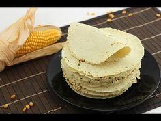 Mexikanische Mais-Tortillas/ Corn Tortillas (Tortillas de Maíz) - Back Dein Brot selber