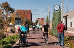 America's Best Urban Bike Paths: Indianapolis Cultural Traili