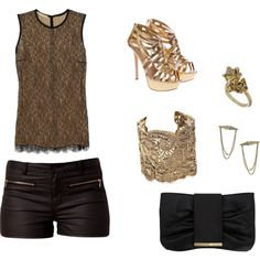 """outfit night"" by paowatson on Polyvore"