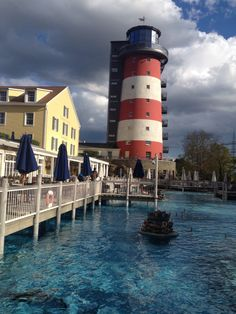 #EuropaPark #Germany The Bell Rock is one of the five 4 star hotel inside the Germany's biggest theme park