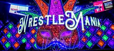 WrestleMania 34 broke records and set a high-water mark for what an entertainment event can be. See how LED lighting helped. Led Light Projects, Charlotte Flair, Stage Lighting, Crown Jewels, Wwe, How To Memorize Things, Neon Signs, Entertaining, Gallery