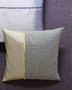 Two-Tone Pillow