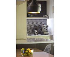 Rippled Textured Kitchen Splashbacks with 3D Wall Panels - http://www.spec-net.com.au/press/0912/3dw_260912.htm
