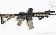 Everything you wanted to know about how to build a short-barreled rifle (SBR) ~ Pin Now! You'll be glad you did!