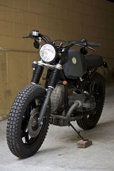 Like many custom shops VDB Moto was born out of the. Bmw Cafe Racer, Cafe Racers, Cafe Bike, Cafe Moto, Bmw Boxer, Bmw Scrambler, Custom Bmw, Custom Bikes, Cool Motorcycles