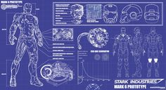 Iron Man Blueprint Best Wallpapers On Walllscom
