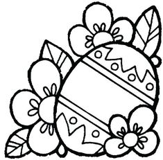 31 Best easter egg printable coloring sheets images in 2019