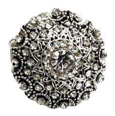 Antiker Ring Weiß