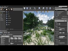How To Make Grass For Udk - Unreal Engine 4 - Any Engine (EASY ST ONE YOUTUBE)(Full Tutorial) - YouTube