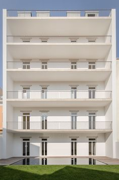 Aires Mateus . Valsassina . RESIDENCIAL BUILDING . Lisboa (2)