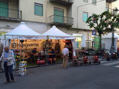E anche quest'anno siamo presenti alla Fiera dell'artigianato a San Cataldo #damistore