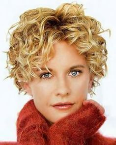 Short Curly Hairstyles For Women Over 50