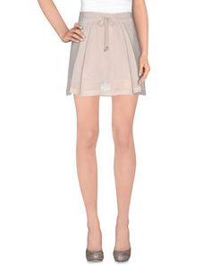 RELATED Women's Mini skirt Light grey 10 US
