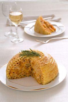 Cupola di ziti con il ragu Ziti, Camembert Cheese, Cooking, Food, Kitchens, Recipes, Italy, Kitchen, Eten