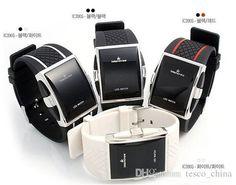 Led Luxus Intercrew Uhr Für Frauen Männer Ic Silikon Sport Uhren 2015 Heißer Verkauf Platz Digitale Elektronische Led