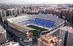 estadio mestalla - Buscar con Google