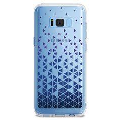 Samsung Galaxy S8 Plus Case, Ringke® [DESIGN FUSION] Unique Chic Design Protective Back TPU Edge Cover Case
