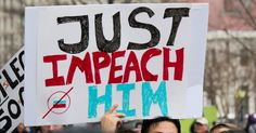 A whopping 48 percent of respondents to new poll say they are in favor of impeaching the president