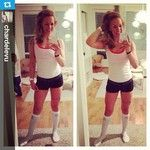 #Repost from @chardelevu with @repostapp #feelitreal #getoutmore #zpintense #zeropoint #zpcompression #compressionsocks #gym