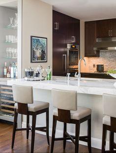 Small Spaces Beautiful Condo Kitchen Kitchens